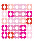 Pink Quilt Posters by  Avalisa