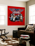 Aerosmith Wall Mural