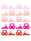 Pink Roadtrip Posters par  Avalisa