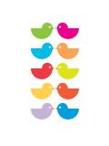 Rainbow Kiss Plakat autor Avalisa
