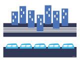 Blue Subway Posters par  Avalisa