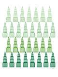 Green Skyline Reproduction giclée Premium par  Avalisa