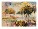 Smoleony Sunset Print by Mary Dulon
