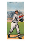 Brooklyn, NY, Brooklyn Dodgers, Zack D. Wheat, Baseball Card Posters