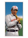 Boston, MA, Boston Red Sox, Heinie Wagner, Baseball Card, no.5 Posters