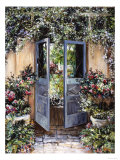 To the Garden Giclee Print by Mary Dulon