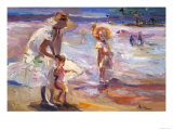 Candid Moment Giclee Print by Mary Dulon