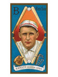 Boston, MA, Boston Red Sox, William Carrigan, Baseball Card, no.1 Poster by  Lantern Press