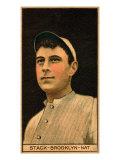 Brooklyn, NY, Brooklyn Dodgers, Edward Stack, Baseball Card Posters