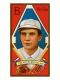 Boston, MA, Boston Red Sox, Tris Speaker, Baseball Card Posters