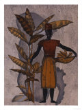 Plantains Giclee Print by Susan Gillette