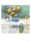 Shadow of the Greek Isles, no. 2 Giclee Print by Mary Dulon