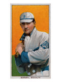 Brooklyn, NY, Brooklyn Dodgers, Bill Bergen, Baseball Card Posters