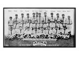 Brooklyn, NY, Brooklyn Dodgers, Team Photograph, Baseball Card Poster