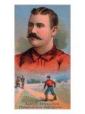 Brooklyn, NY, Brooklyn Dodgers, Hardie Henderson, Baseball Card Posters