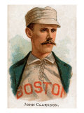 Boston, MA, Boston Beaneaters, Bobby Wheelock, Baseball Card, no.1 Posters