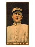 Brooklyn, NY, Brooklyn Dodgers, Napoleon Rucker, Baseball Card Posters