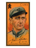Chicago, IL, Chicago Cubs, John Pfiester, Baseball Card Prints by  Lantern Press
