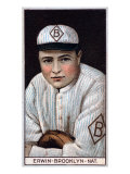 Brooklyn, NY, Brooklyn Dodgers, R. E. Erwin, Baseball Card Posters
