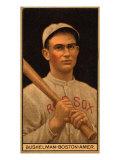 Boston, MA, Boston Red Sox, J. F. Bushelman, Baseball Card Posters