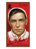 Chicago, IL, Chicago Cubs, George F. Graham, Baseball Card Posters