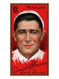 Boston, MA, Boston Rustlers, David Shean, Baseball Card Print by  Lantern Press