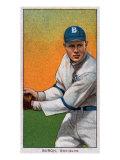Brooklyn, NY, Brooklyn Superbas, Al Burch, Baseball Card Poster by  Lantern Press