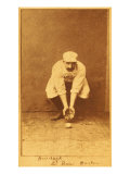 Boston, MA, Boston Beaneaters, Kid Nichols, Baseball Card Posters by  Lantern Press