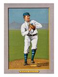 Brooklyn, NY, Brooklyn Dodgers, Bill Bergen, Baseball Card Posters