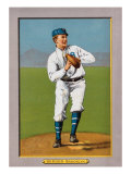 Brooklyn, NY, Brooklyn Dodgers, Bill Bergen, Baseball Card Posters by  Lantern Press