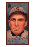 Chicago, IL, Chicago Cubs, William A. Foxen, Baseball Card Prints