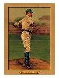 Brooklyn, NY, Brooklyn Dodgers, Nap Rucker, Baseball Card Poster