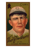Chicago, IL, Chicago Cubs, Thomas J. Needham, Baseball Card Print