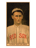 Boston, MA, Boston Red Sox, C. D. Thomas, Baseball Card Posters