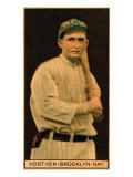 Brooklyn, NY, Brooklyn Dodgers, Herbert Northen, Baseball Card Posters