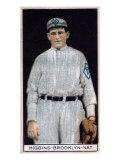 Brooklyn, NY, Brooklyn Dodgers, Robert Higgins, Baseball Card Posters