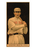 Boston, MA, Boston Red Sox, Edward Cicotte, Baseball Card, no.2 Poster