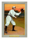 New York City, NY, New York Giants, Admiral Schlei, Baseball Card Poster