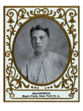 New York City, NY, New York Giants, Moose McCormick, Baseball Card Posters