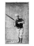 New York City, NY, New York Giants, John Roach, Baseball Card Posters by  Lantern Press