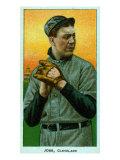 Cleveland, OH, Cleveland Naps, Addie Joss, Baseball Card Posters