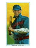 Cincinnati, OH, Cincinnati Reds, Ed Karger, Baseball Card Posters