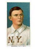 New York City, NY, New York Giants, Doc Crandall, Baseball Card Print by  Lantern Press
