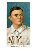New York City, NY, New York Giants, Doc Crandall, Baseball Card Print