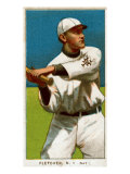 New York City, NY, New York Giants, Art Fletcher, Baseball Card Posters by  Lantern Press