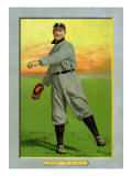 Detroit, MI, Detroit Tigers, Sam Crawford, Baseball Card Posters