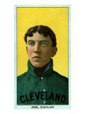 Cleveland, OH, Cleveland Naps, Addie Joss, Baseball Card Posters by  Lantern Press