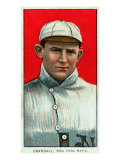 New York City, NY, New York Giants, Doc Crandall, Baseball Card Posters by  Lantern Press