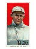 New York City, NY, New York Giants, Doc Crandall, Baseball Card Posters