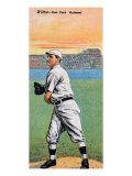 New York City, NY, New York Giants, George Wiltse, Baseball Card Posters by  Lantern Press
